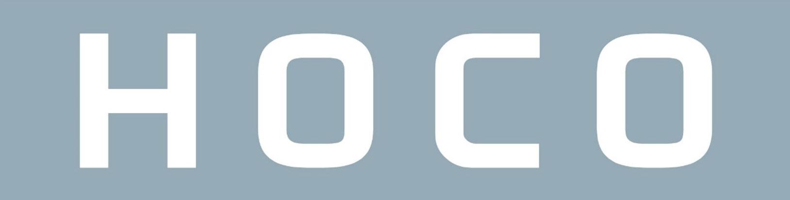 HOCO Hoffmann Schriftzug