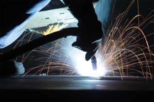 Blechbearbeitung Blechschweissen laser