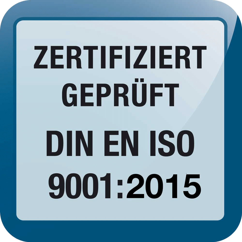 DIN-ISO-9001 HOCO Blechbearbeitung